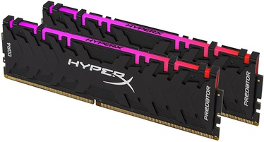 Kingston HyperX Predator RGB 32GB 3200MHz CL16 DDR4 KIT OF 2 HX432C16PB3AK2/32