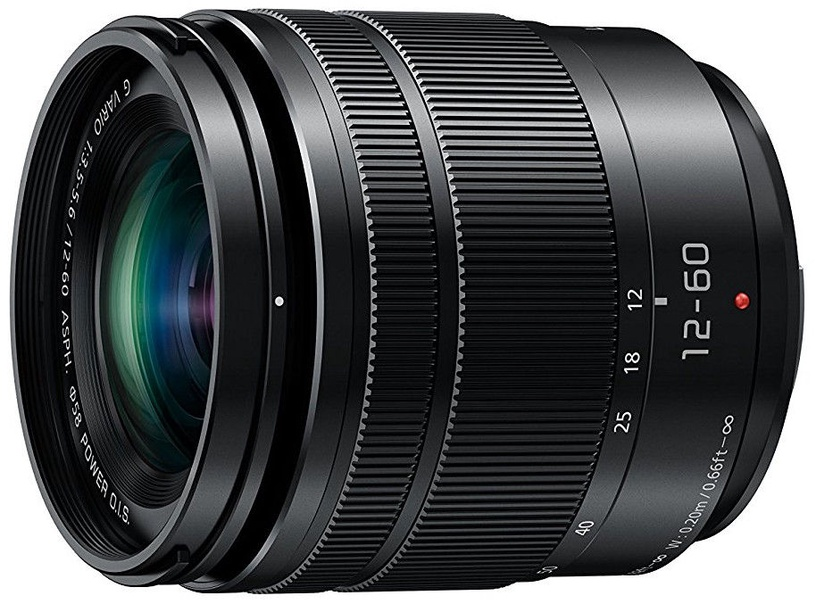 Panasonic LUMIX G 12-60mm f/3.5-5.6 ASPH. POWER O.I.S.