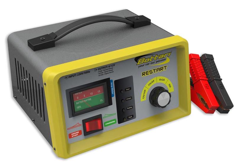 Зарядное устройство Bottari Restart, 12 В