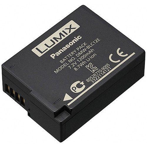 Panasonic Battery DMW-BLC12E 1200mAh