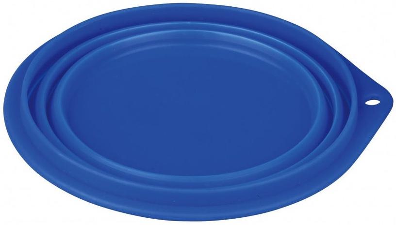Trixie Silicone Travel Bowl 11cm