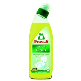 Unitazų gelis Frosch WC-Gel Citrus, 0,75 l
