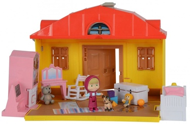Žaislinė figūrėlė Simba Masha and the Bear Masha's House 9301633