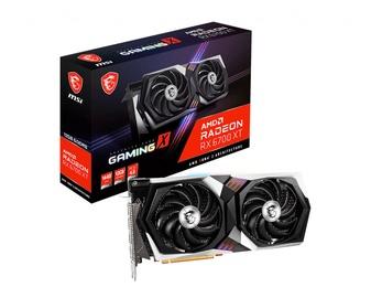 Vaizdo plokštė MSI AMD Radeon RX 6700 XT 12 GB GDDR6