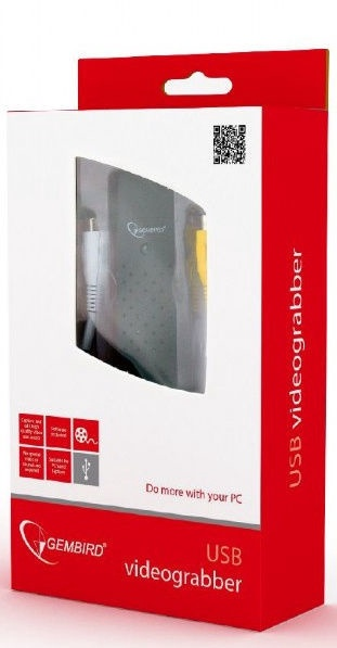 Аудио и видео граббер Gembird UVG-002 USB Videograbber
