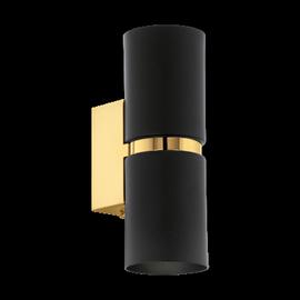 Sieninis šviestuvas Eglo Passa Style 95364, 2x3.3W, GU10
