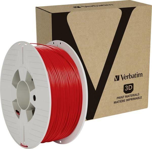 Verbatim PLA 1.75mm 1kg Red