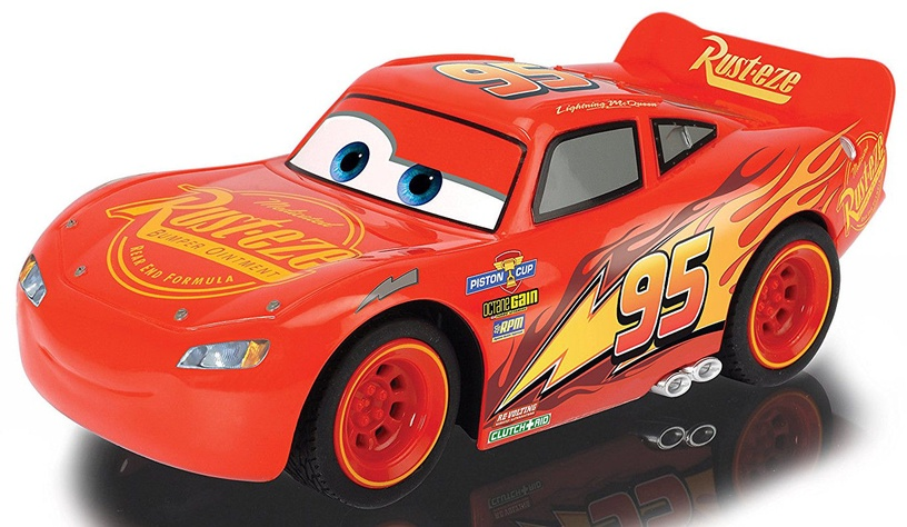 Dickie Toys RC Cars 3 Lightning McQueen Single Drive