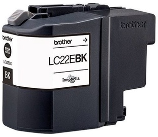 Brother LC22EBK Cartridge Black