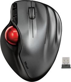 Trust Sferia Wireless Trackball Mouse Black