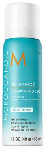 Moroccanoil Light Tones Dry Shampoo 65ml