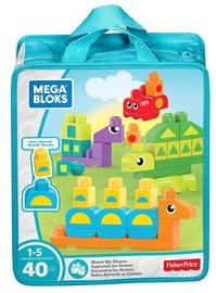 Mega Bloks Match my Shape