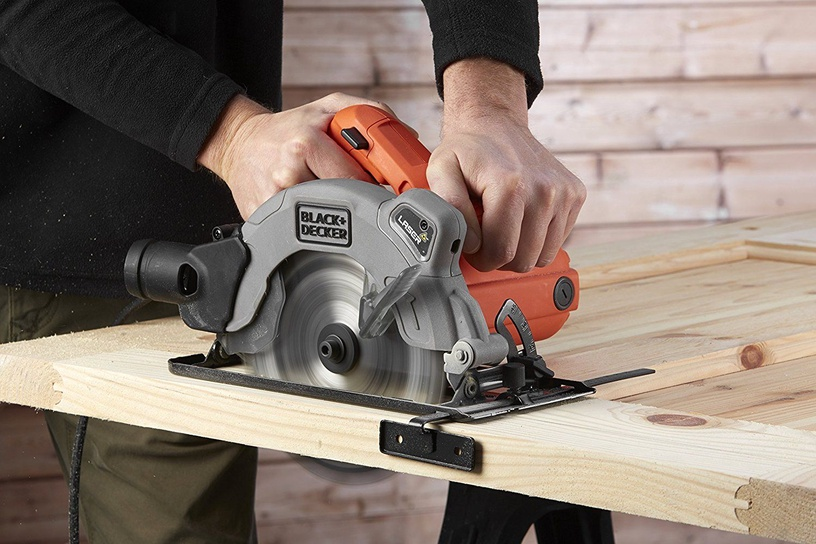 RIPZĀĢIS 190MM 1250W CS1250L-QS (BLACK&DECKER)