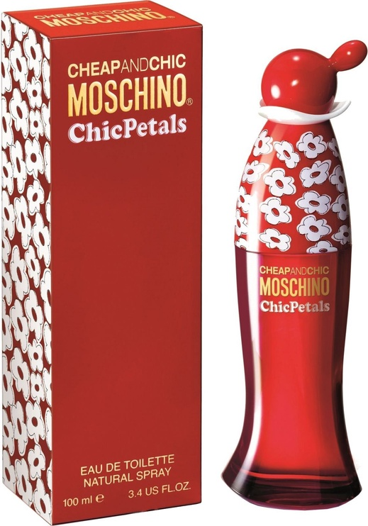 Tualettvesi Moschino Cheap And Chic Chic Petals 50ml EDT