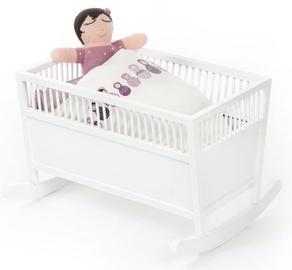 Mööbel SmallStuff Rosaline Doll Cradle White