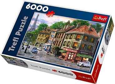Trefl Street of Paris 6000pcs 65001