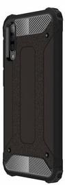 Hurtel Hybrid Armor Back Case For Samsung Galaxy A50 Black