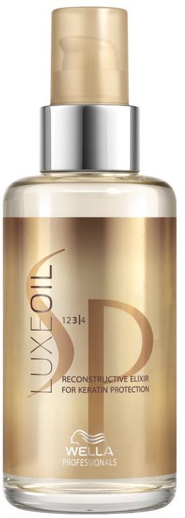 Wella Sp Luxe Oil Reconstructive Elixir Oil 100ml
