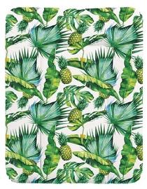 Ceba Baby Soft Changing Mat 50x70cm Flora & Fauna Green