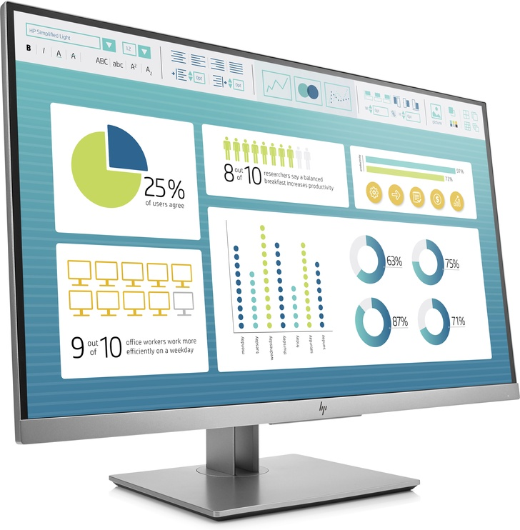 Monitorius HP EliteDisplay E273