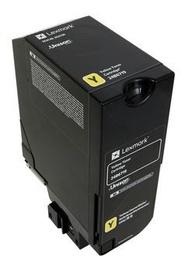 Lexmark 24B6719 Toner Cartridge Yellow