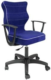 Детский стул Entelo VS06 Black/Blue, 400x370x1010 мм
