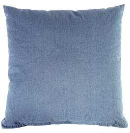 Home4you Salvador Pillow 62x62cm Blue