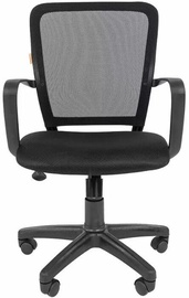 Chairman 698 Office Chair TW-01 Black