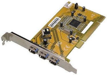 Dawicontrol DC-1394 PCI FireWire Retail
