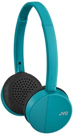 JVC HA-S24W Wireless Headphones Teal