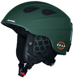 Alpina Grap 2.0 L.E. Dark Green 57-61