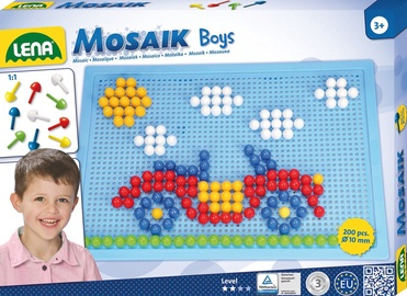 Lena Mosaic For Boys 200pcs 35612
