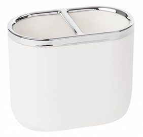 Umbra Junip Toothbrush Holder White/Chrome