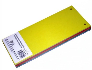 SMLT Document Divider 100pcs Asorti