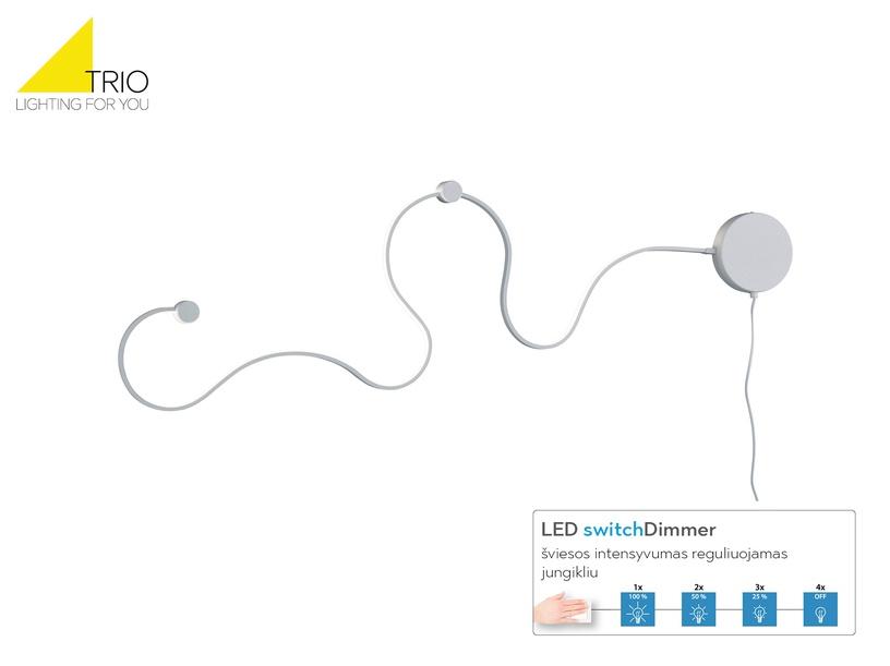 LAMPA SIENAS SNAKE 226812031 20W SMD LED (TRIO)