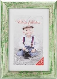 Victoria Collection Photo Frame Coral 10x15cm Green