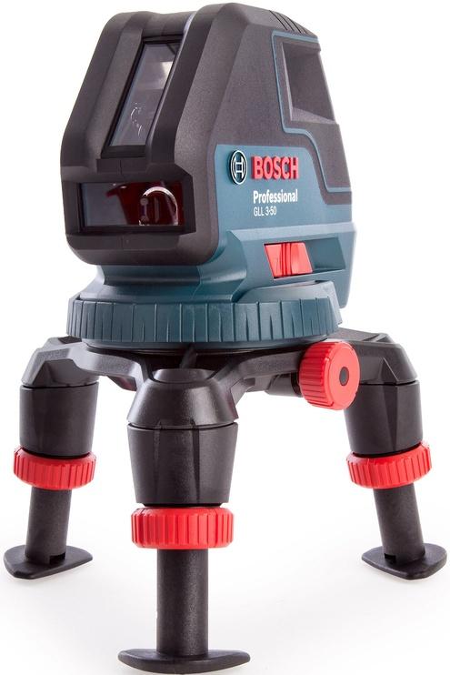 Bosch GLL 3-50 Line Laser + BM 1 Wall-Mount