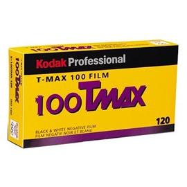 Kodak Professional T-Max 100 120 Film