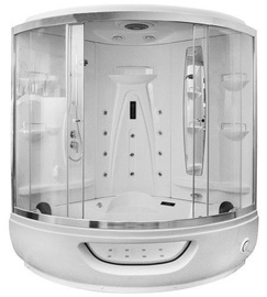 SN Shower OL1524 155x155x220cm White