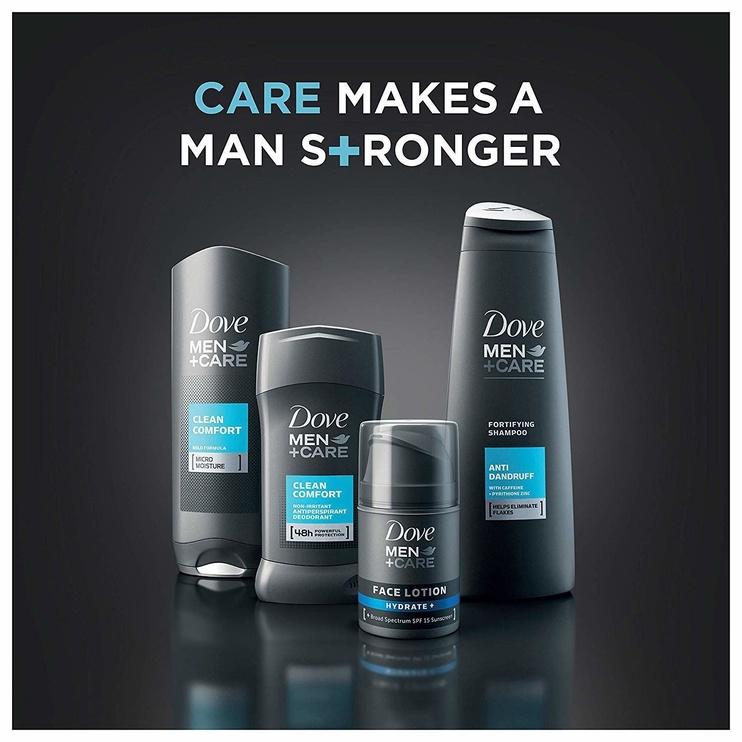 DoveMen + Care Clean Comfort 48h Deodorant Stick 50ml