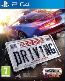 Dangerous Driving incl. Danger Zone 2 PS4