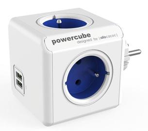 Удлинитель Allocacoc PowerCube Original USB Blue 2202BL/FROUPC