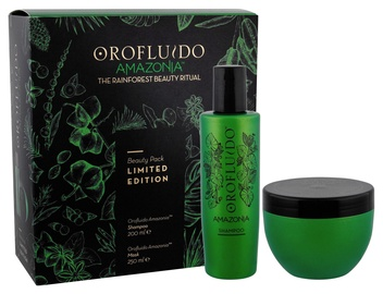 Orofluido Amazonia Shampoo 200ml + 250ml Deep Reconstruction Mask