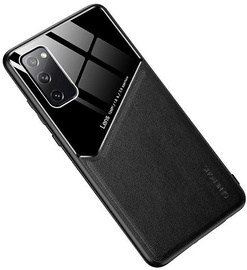 Чехол Mocco Lens Leather Back Case Samsung Galaxy A32 5G, черный