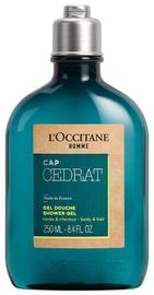 Dušas želeja L´Occitane Cap Cedrat, 250 ml