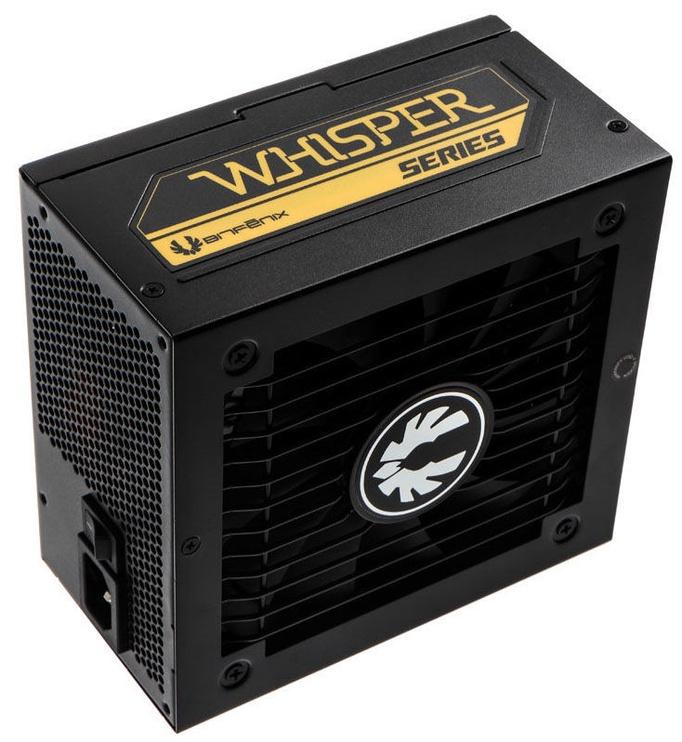 BitFenix PSU Whisper M 80 Plus Gold 550W
