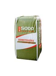 Substratas universalus Sodo Centras, 250 l