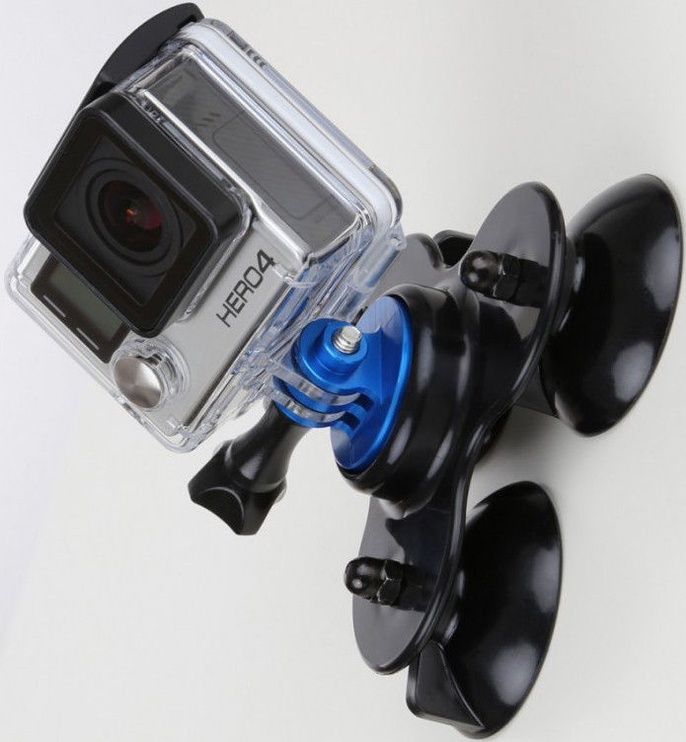 BIG GoPro 3 Suction Cup Mount