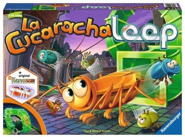 Galda spēle Ravensburger Game La Cucaracha Loop 21125