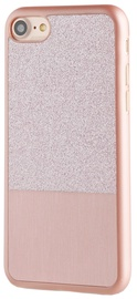 Muvit Glitter Case For Apple iPhone 7/8 Rose Gold